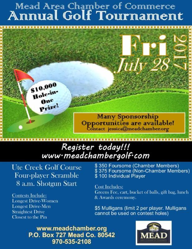 MACC 2017 Golf Tourney Flyer