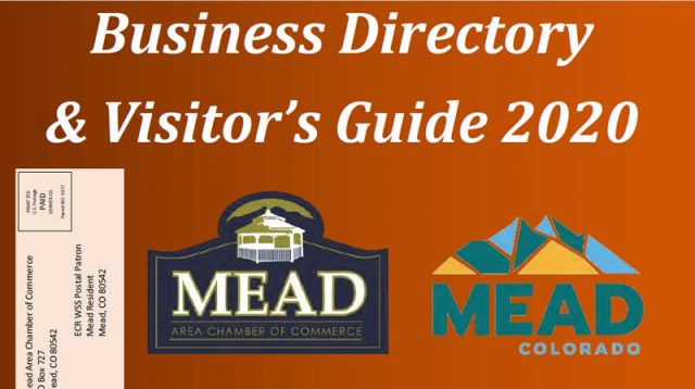 Mead Business Directory 2020 cover