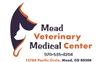Mead Veterinary Medical Center logo