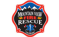 Mountain View Fire Protection District logo