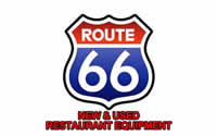 Route 66 Restaurant Equipment logo