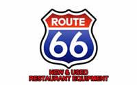 Route 66 Restaurant Equipment logo