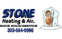 Stone Heating and Air, LLC logo