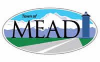 Town of Mead logo